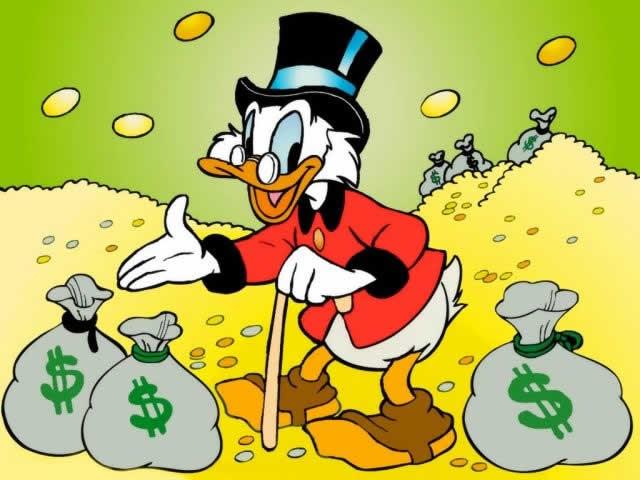 Деньги в фантастике