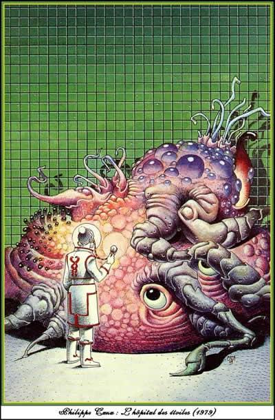 Медицина в фантастике