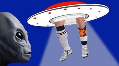 Футбол в фантастике