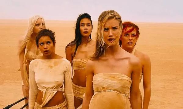 Женщины и их роль в фантастике - Безумный Макс
