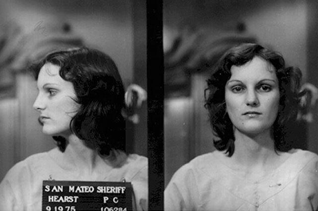 Херст была приговорена к 7 годам тюремного срока