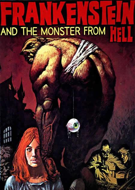 Франкенштейн - монстр из ада