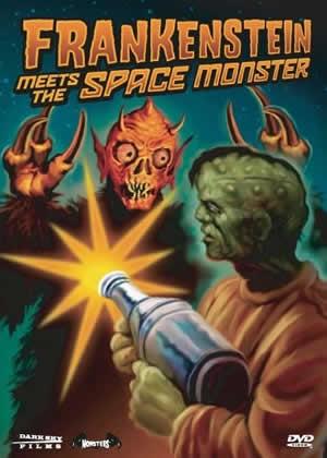 Франкенштейн против монстров из космоса