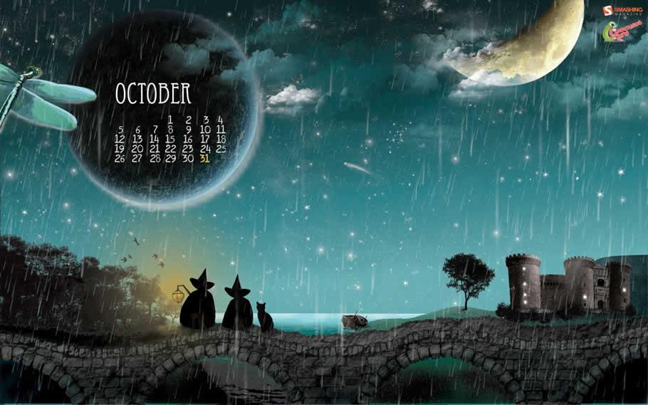 Календари в фантастике