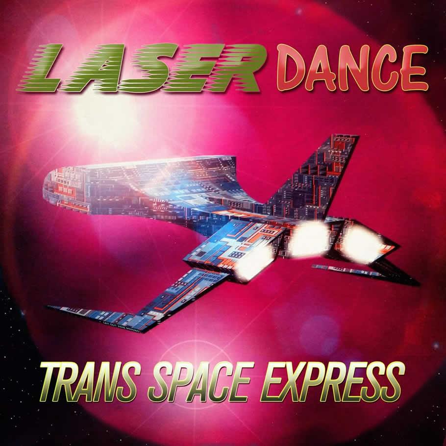 Laserdance - космическая музыка