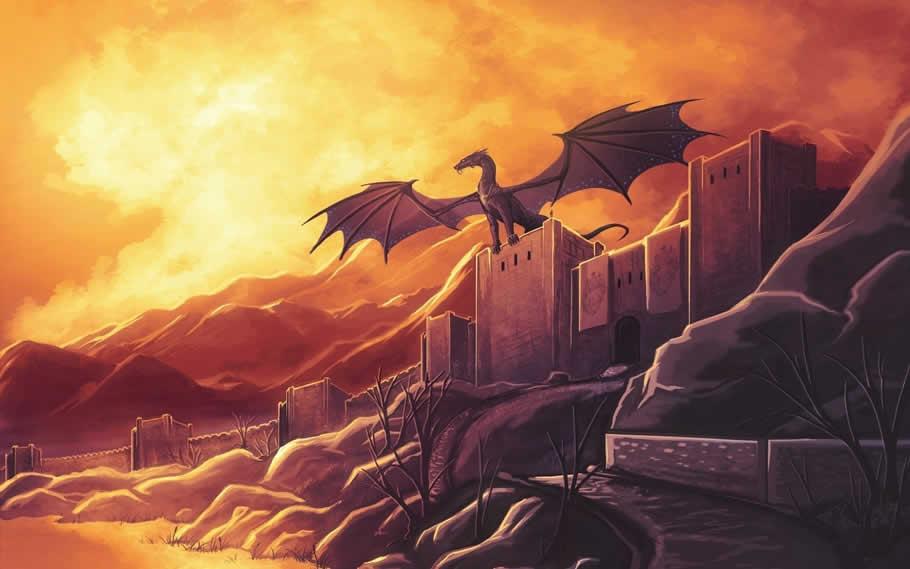 Стены в фантастике