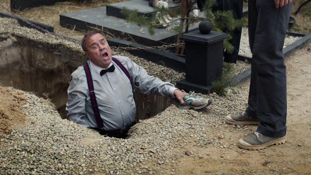 «Парень с нашего кладбища» - ужастик по-русски