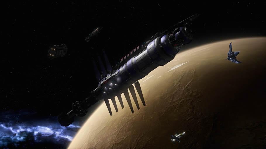 Вавилон-5 ремастер - новая жизнь великого сериала?