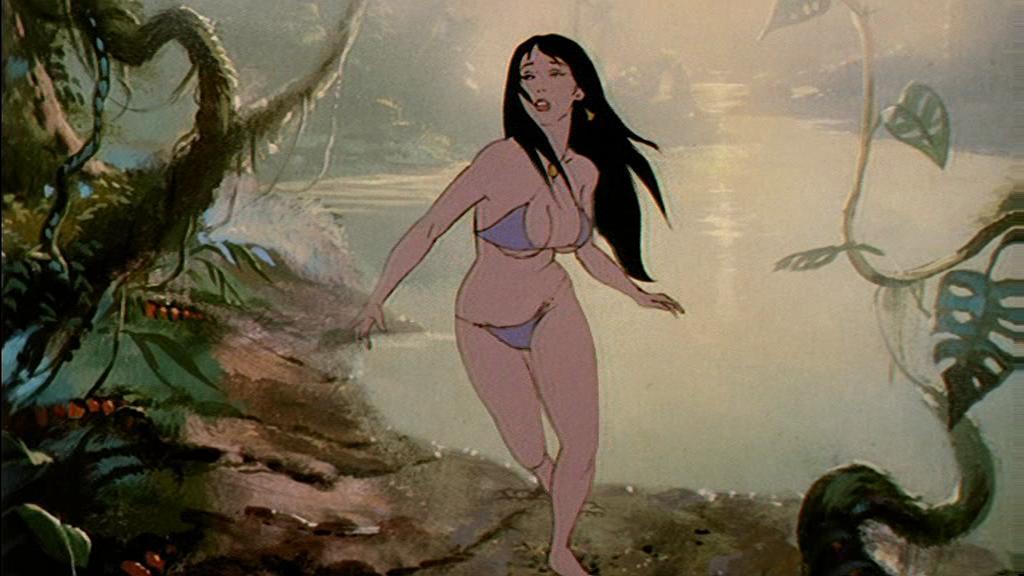 Секс и магия. Как Р. Бакши сделал анимацию взрослой