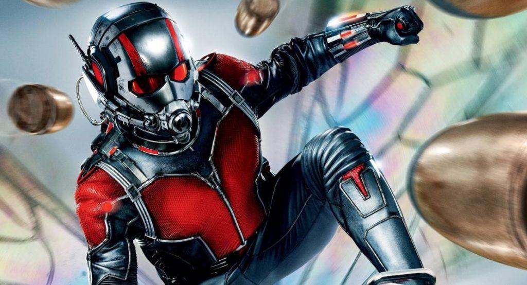 Фантастические уменьшители или минимизация в кино - человек-муравей