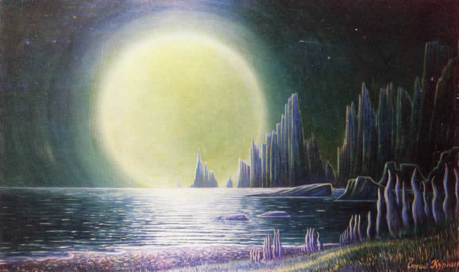 планетология и планетография