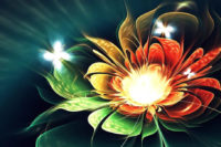 Цветы в фантастике