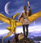 Драконы, придуманные Энн Маккерфи